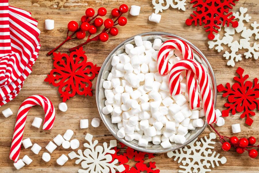 Concurso de dulces navideños