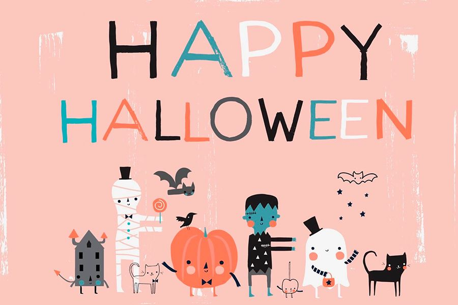 Descargar creatividades acción de comunicación interna en Halloween