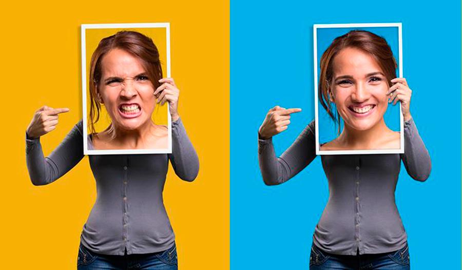 El enfado es la antítesis de la felicidad