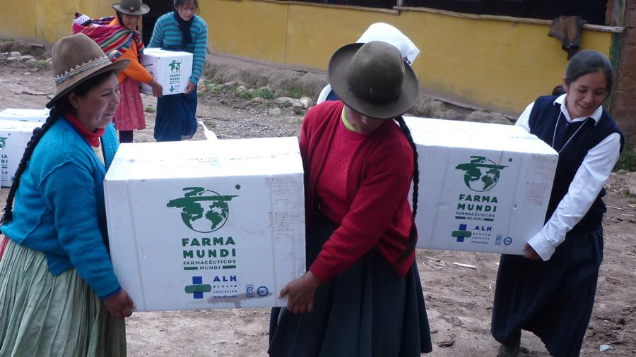 Comunicación interna y conectividad sin barreras para una organización humanitaria internacional Farmamundi