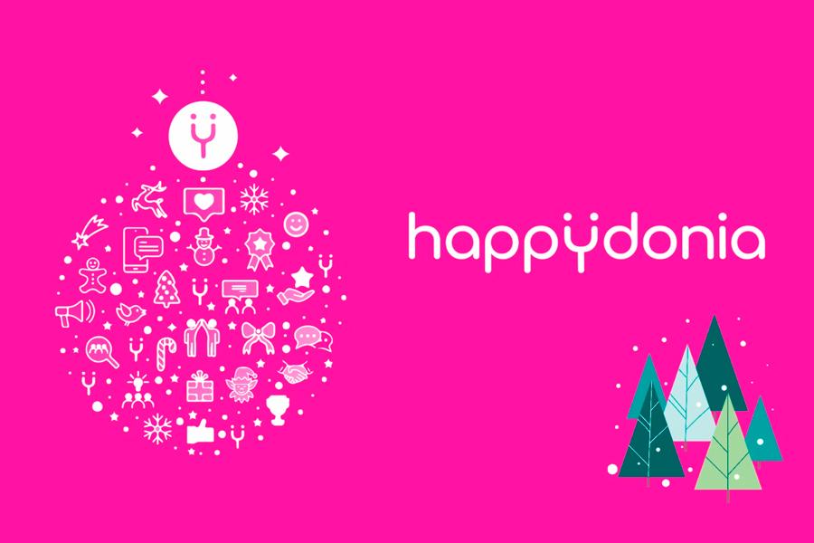 Felices fiestas y Happÿ 2021 | Happÿdonia