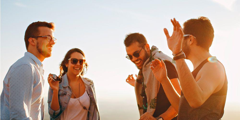Deja de buscar la felicidad y ponla en práctica | Happÿdonia