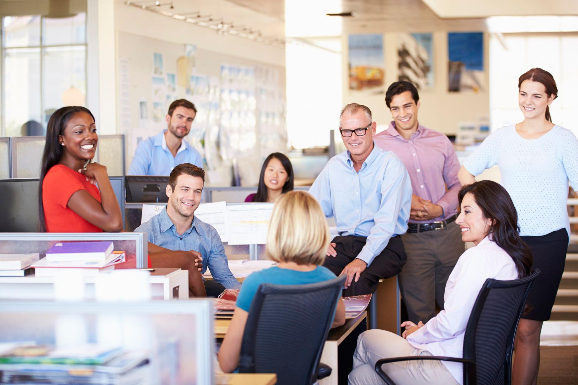"""La """"cultura Happy"""" en la empresa o encontrar la felicidad laboral"""