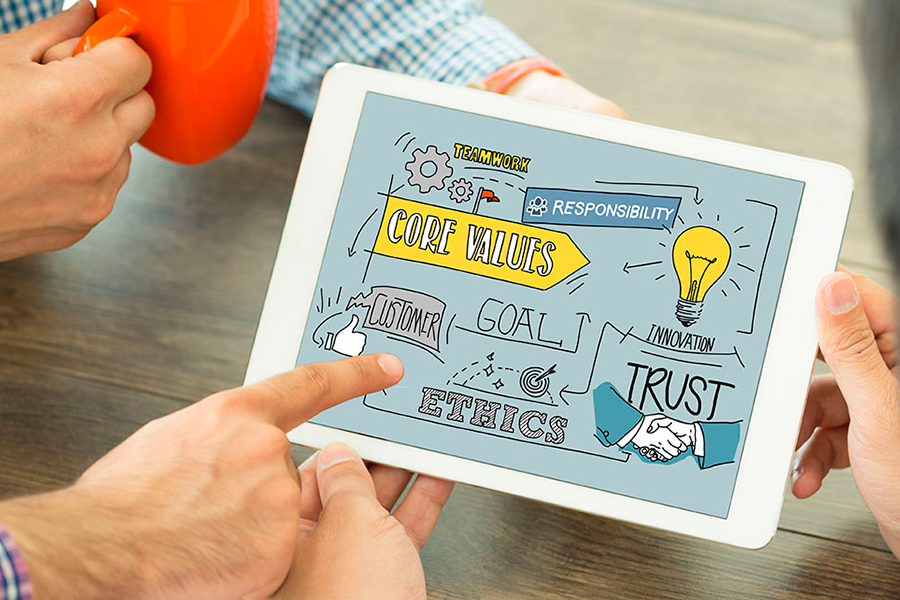 Comparte los valores de empresa: refuerza la cultura de la transparencia y la confianza | Happÿdonia